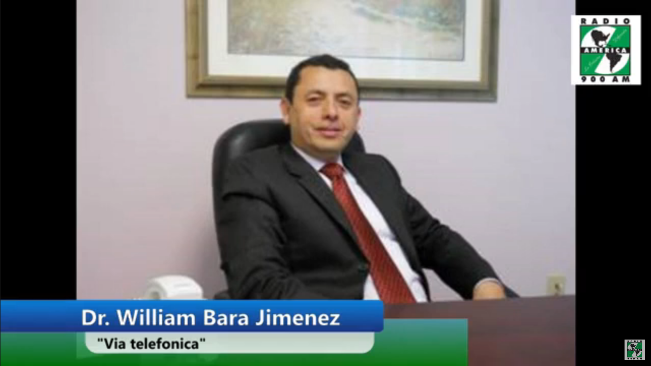 Hablando con el Neurologo Dr. William Bara Jimenez