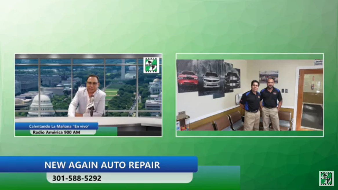 New Again Auto Repair, 6 Ago 2020